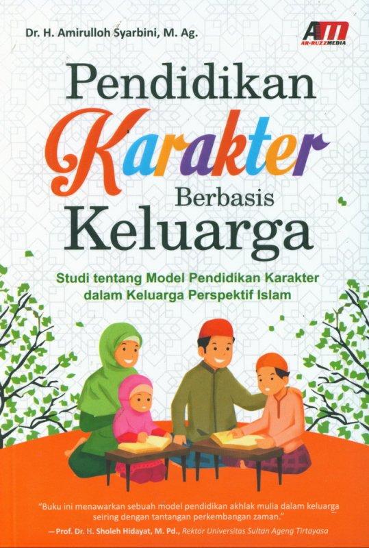 Cover Buku Pendidikan Karakter Berbasis Keluarga