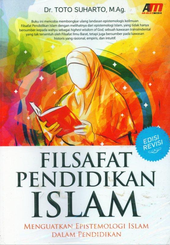 Cover Buku Filsafat Pendidikan Islam Edisi Revisi