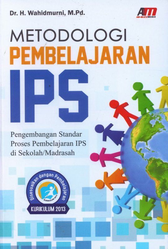 Cover Buku Metodologi Pembelajaran IPS