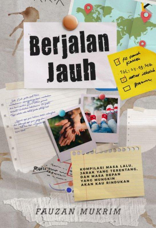 Cover Buku Berjalan Jauh