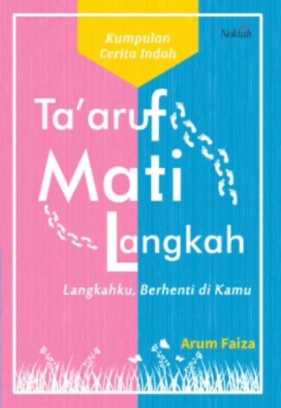 Cover Buku TA ARUF MATI LANGKAH