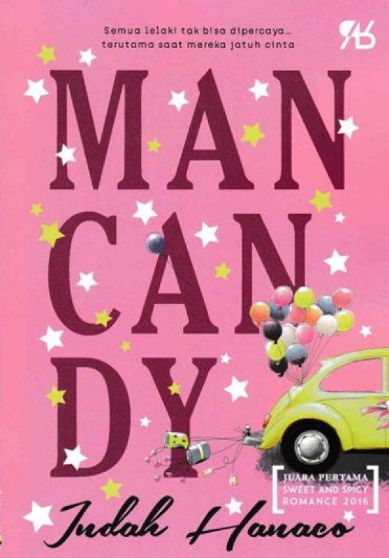 Cover Buku Man Candy [Edisi TTD ] bk
