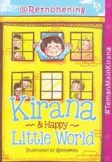 Kirana & Happy Little World [Buku berbonus frame + Foto] (Promo Best Book)