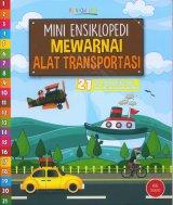Mini Ensiklopedi Mewarnai Alat Transportasi
