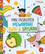 Mini Ensiklopedi Mewarnai Buah & Sayuran