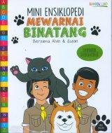 Mini Ensiklopedi Mewarnai Binatang Bersama Alvin & Susan
