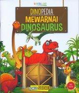 Dinopedia Mewarnai Dinosaurus (Bonus Sticker)