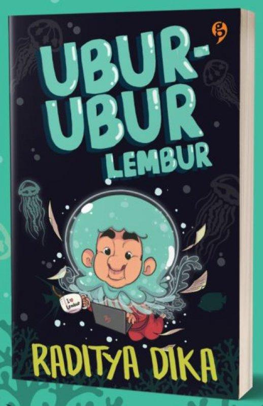 Cover Buku Ubur-Ubur Lembur