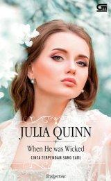 Historical Romance: When He Was Wicked - Cinta Terpendam Sang Earl (Cover Baru)