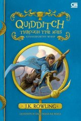 Quidditch Through The Ages (Hard Cover)
