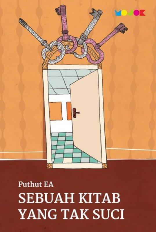 Cover Buku Sebuah Kitab yang Tak Suci