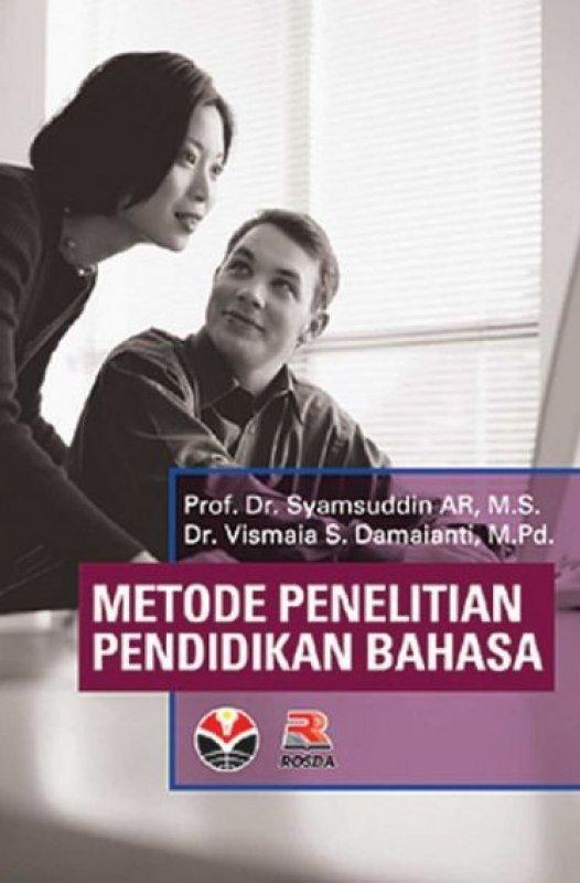 Cover Buku Metode Penelitian Pendidikan Bahasa