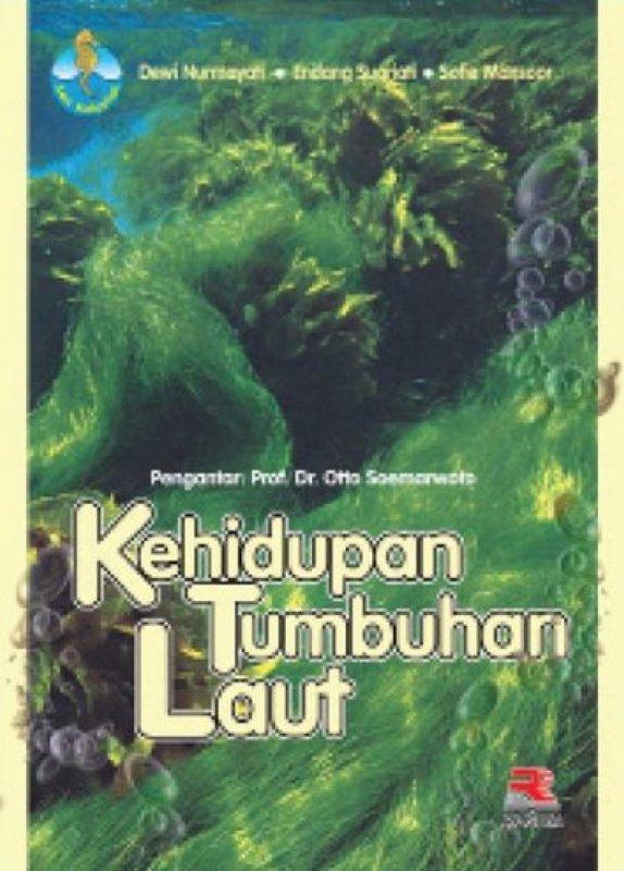 Cover Buku Seri Kelautan: Kehidupan Tumbuhan Laut