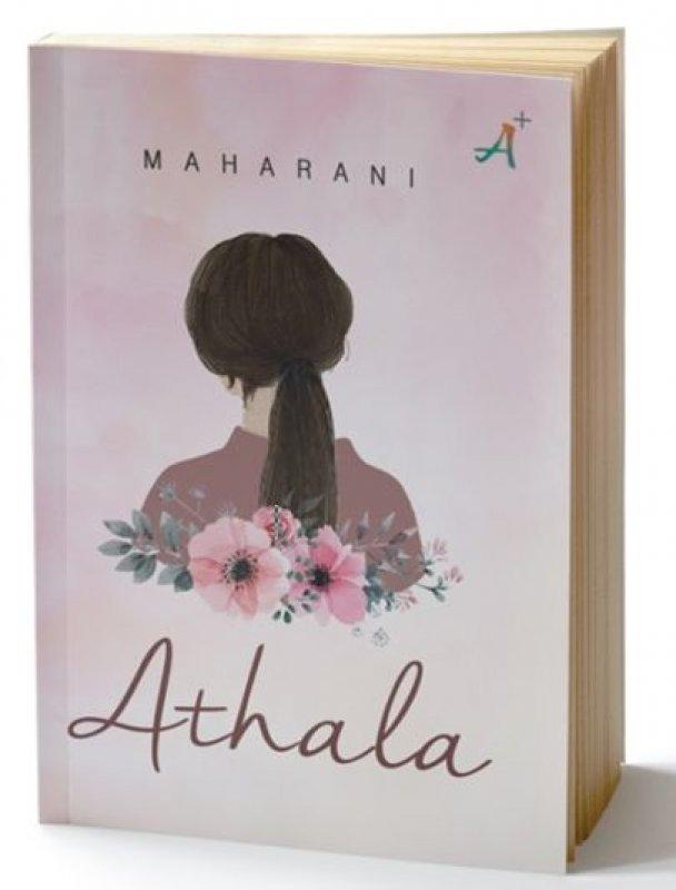 Cover Buku Athala