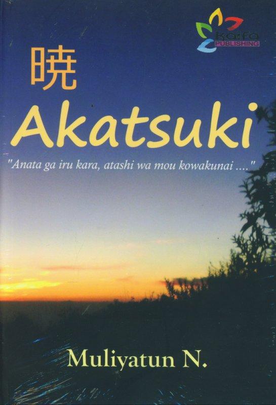 Cover Buku Akatsuki
