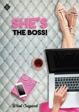 She s The Boss [Edisi TTD + Pembatas buku]
