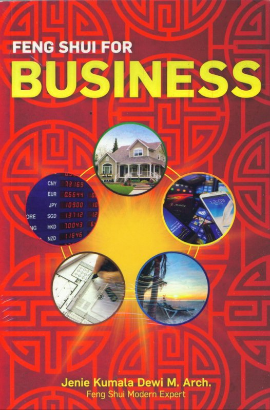 Cover Buku Feng Shui For Business