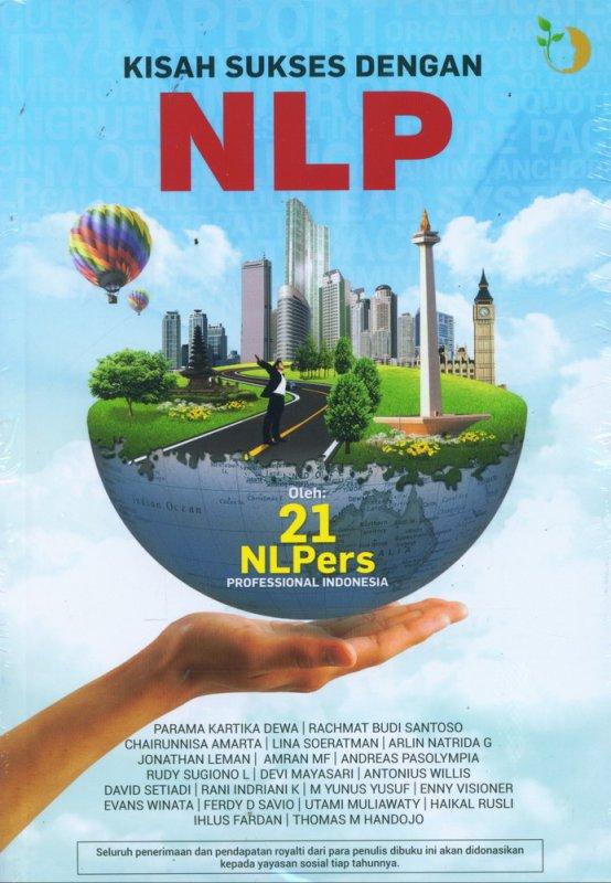 Cover Buku Kisah Sukses Dengan NLP
