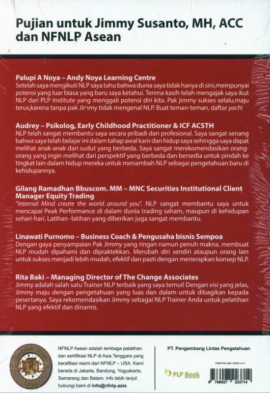 Cover Belakang Buku Mind Control Secrets: Cara Membuat Orang Lain Melakukan Yang Anda Inginkan