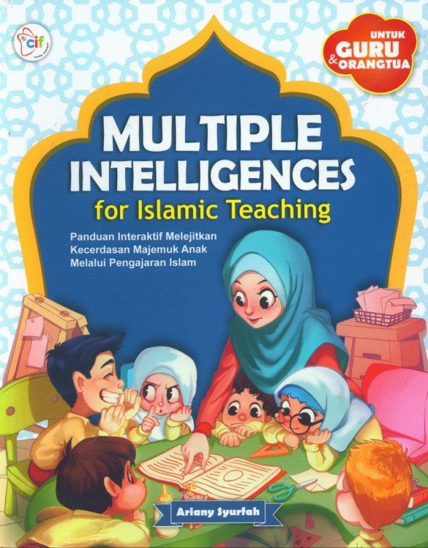 Cover Buku Multiple Intelligences for Islamic Teaching