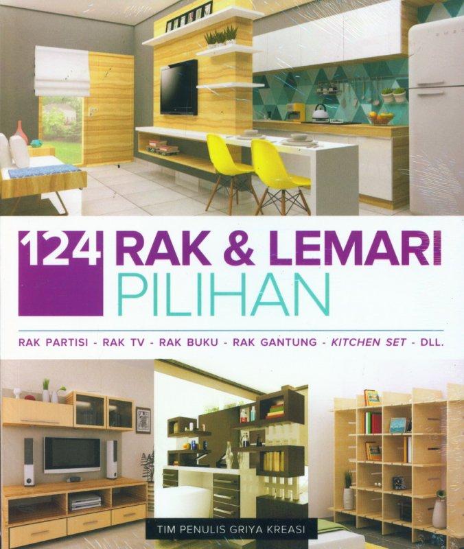 Cover Buku 124 Rak & Lemari Pilihan