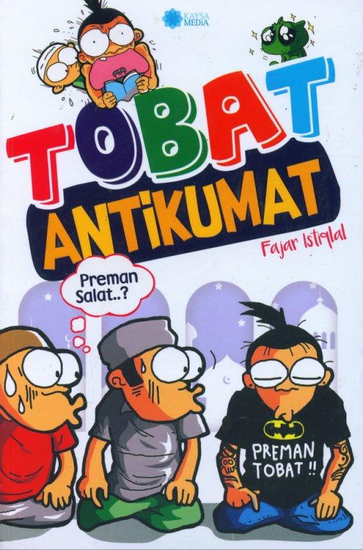 Cover Buku Tobat Antikumat