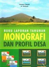 Buku Laporan Tahunan Monografi dan Profil Desa