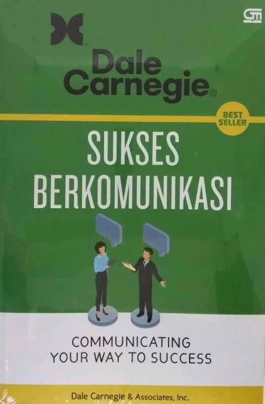 Cover Buku Sukses Berkomunikasi (Cover Baru)