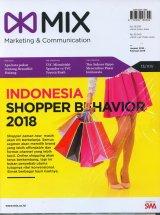 Majalah MIX Marketing Communications Edisi Januari - Februari 2018