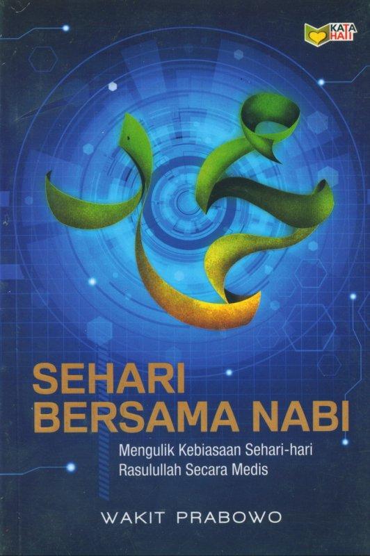 Cover Buku Sehari Bersama Nabi