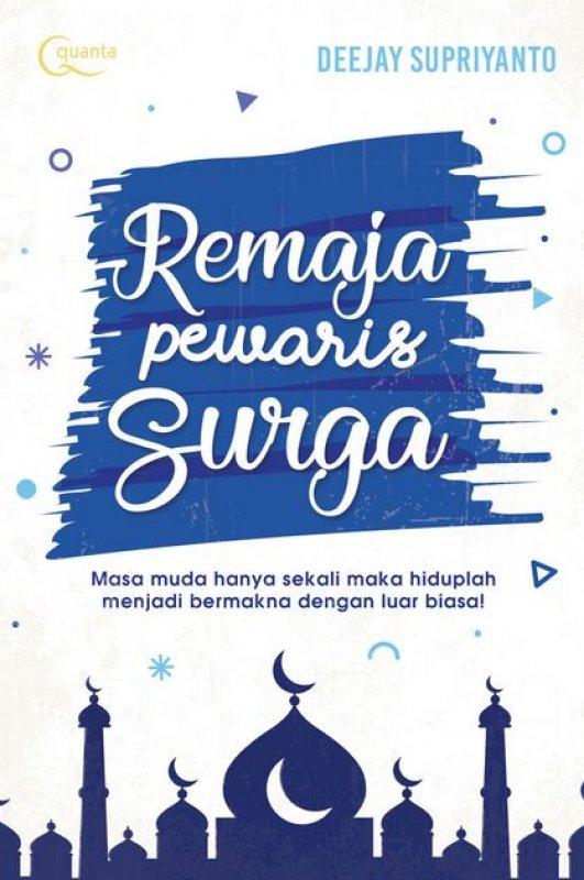 Cover Buku Remaja Pewaris Surga