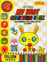 Yellow Series : My Best Colouring Book