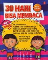 30 Hari Bisa Membaca usia 4-6 th