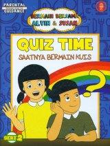 Bermain bersama Alvin & Susan: Quiz Time - Saatnya Bermain Kuis (Seri -2)