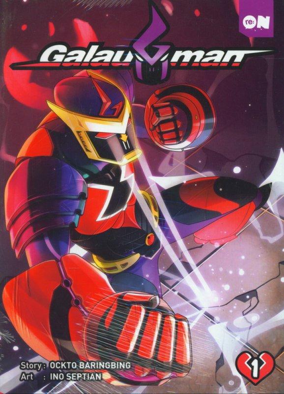 Cover Buku Galauman Vol 1