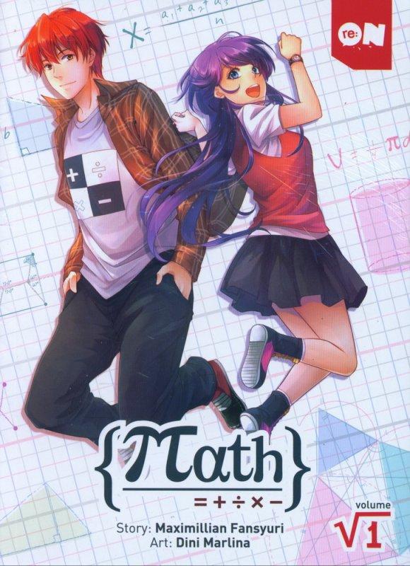 Cover Buku MATH Vol 01
