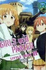 Girls & Panzer Little Army Ii Vol. 3