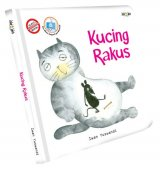 KUCING RAKUS (Seri Silent Book) - Hard Cover