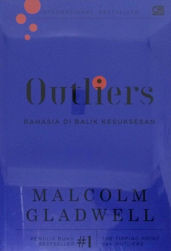 Cover Buku OUTLIERS: Rahasia di Balik Kesuksesan