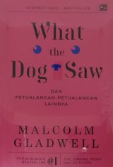 What The Dog Saw - Cover Baru