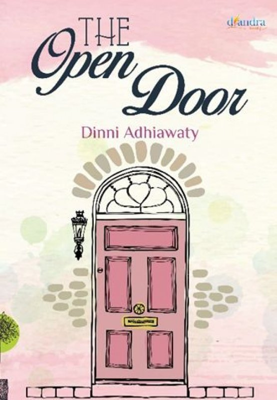 Cover Buku The Open Door