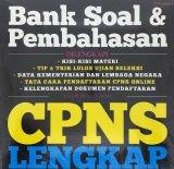 Bank Soal & Pembahasan CPNS Lengkap