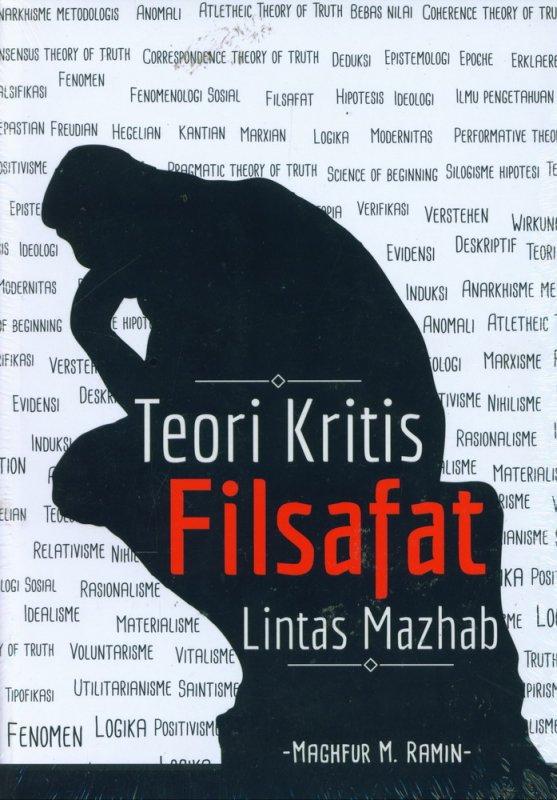 Cover Buku Teori Kritis Filsafat Lintas Mazhab