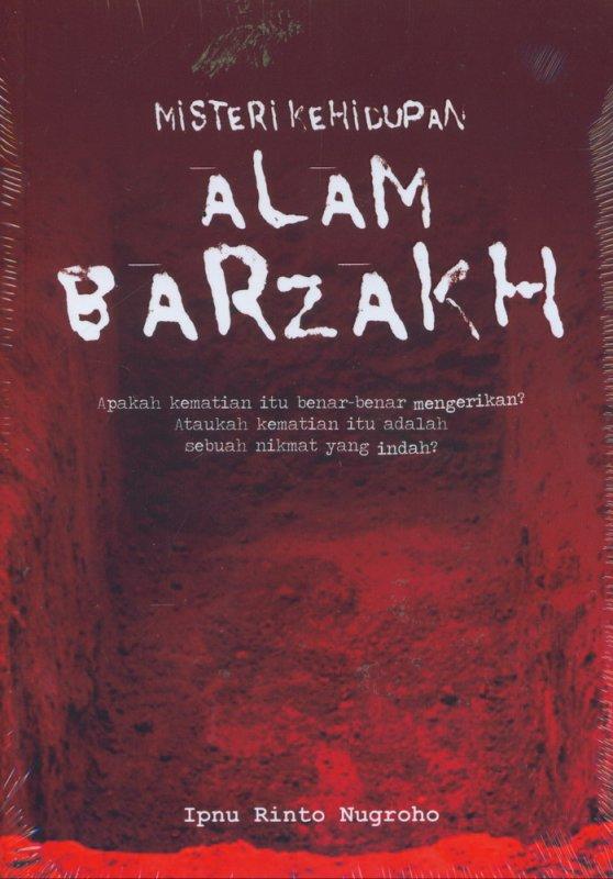 Cover Buku Misteri Kehidupan Alam Barzakh