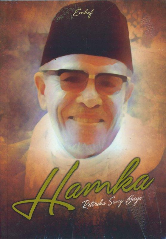 Cover Buku Hamka Retorika Sang Buya
