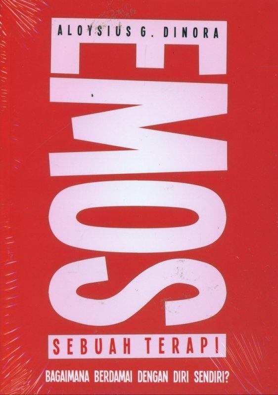 Cover Buku EMOSI: Sebuah Terapi