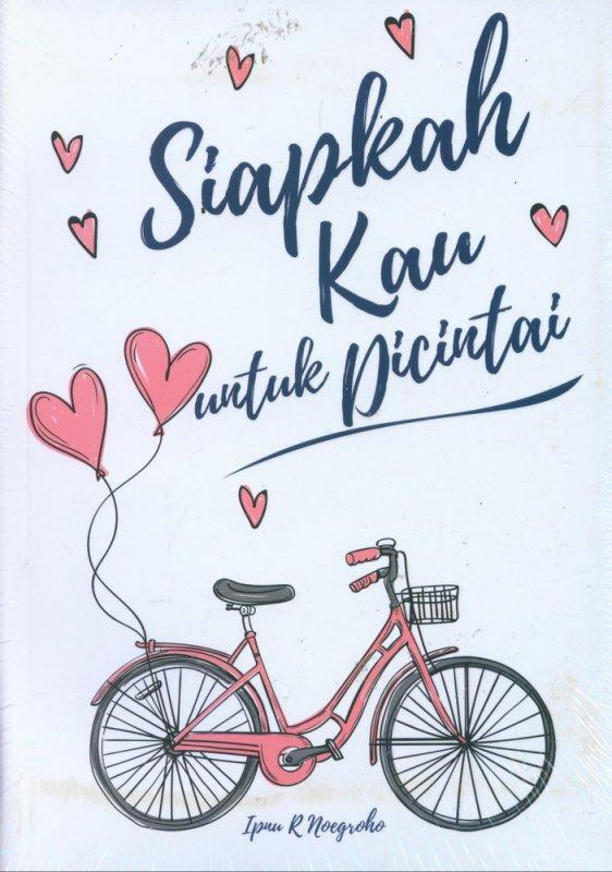 Cover Buku Siapkah Kau Untuk Dicintai