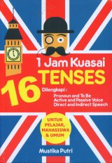 1 Jam Kuasai 16 Tenses Bahasa Inggris
