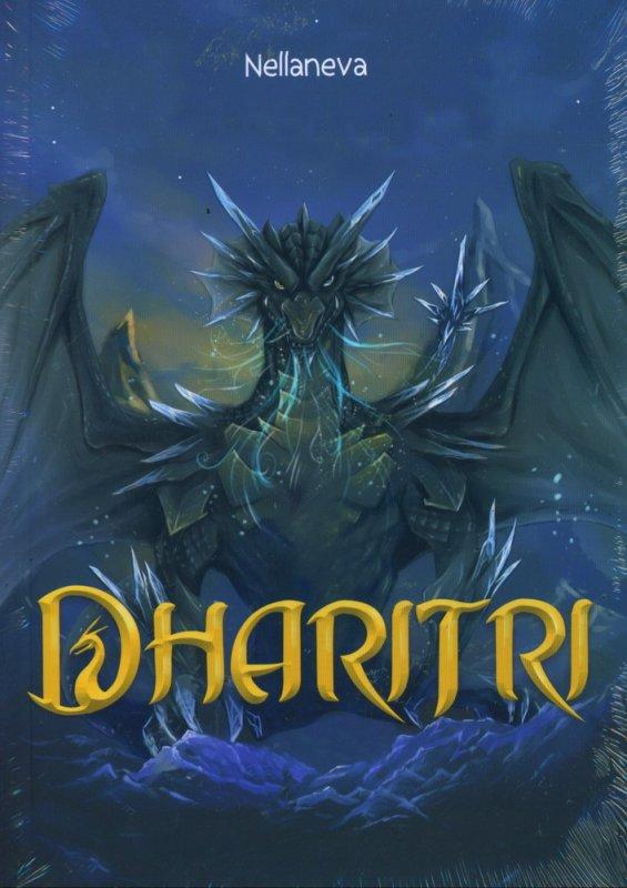 Cover Buku Dharitri