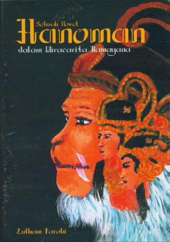 Cover Buku HANOMAN : Dalam Wiracarita Ramayana